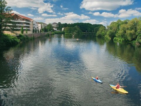Camping Club Lac de Bouzey - Camping Vosges - Image N°35