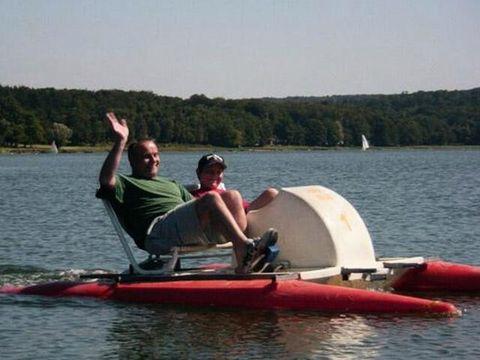 Camping Club Lac de Bouzey - Camping Vosges - Image N°34