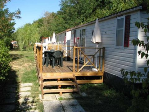 MOBILHOME 5 personnes - TUSCAN SUN