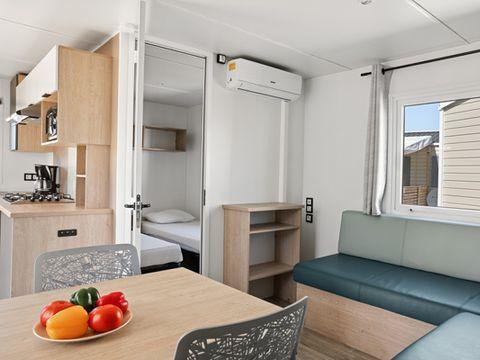 MOBILHOME 4 personnes - Cosy Plus climatisé 2 chambres - I42C