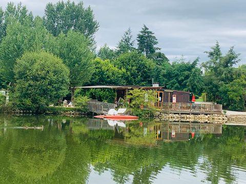 Haute-Garonne  Camping Village de Vacances Lac Saint Georges - Camping Haute-Garonne - Afbeelding N°6