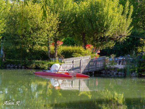 Haute-Garonne  Camping Village de Vacances Lac Saint Georges - Camping Haute-Garonne - Afbeelding N°5
