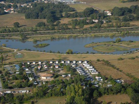 Camping du Lac de Saujon - Camping Charente-Maritime - Image N°5