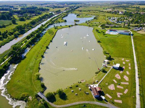 Camping du Lac de Saujon - Camping Charente-Maritime - Image N°2