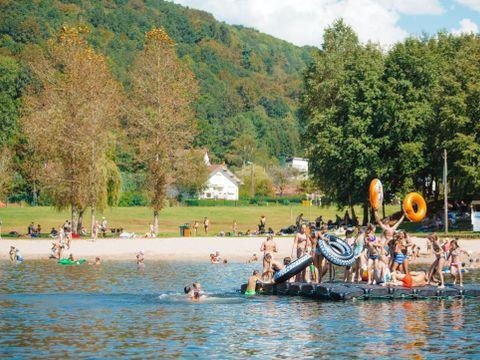 Camping du Lac de Moselotte - Camping Vosgos - Image N°2