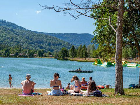 Camping du Lac de Moselotte - Camping Vosgos - Image N°3