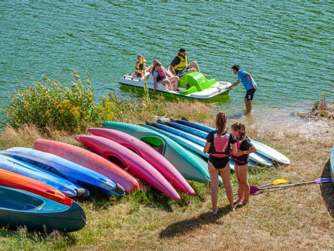 Camping du Lac de Moselotte - Camping Vosgos - Image N°5