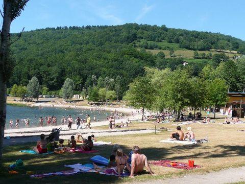 Camping du Lac de Moselotte - Camping Vosges - Image N°4