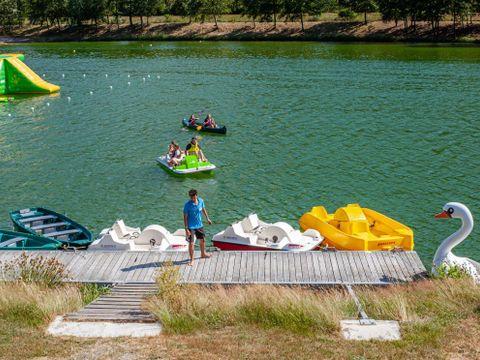 Camping du Lac de Moselotte - Camping Vosgos - Image N°4