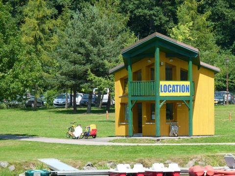 Camping du Lac de Moselotte - Camping Vosges - Image N°24