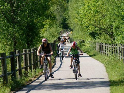 Camping du Lac de Moselotte - Camping Vosges - Image N°43