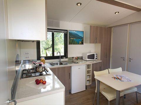 MOBILHOME 6 personnes - Moda 2 chambres climatisé M62C