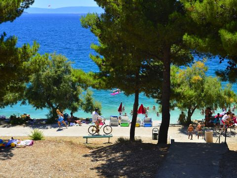 Camping  Belvedere - Camping Dalmatie du sud - Image N°12