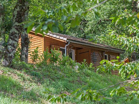 Village de Vacances Les Chalets de la Gazonne - Camping Aveyron - Image N°8