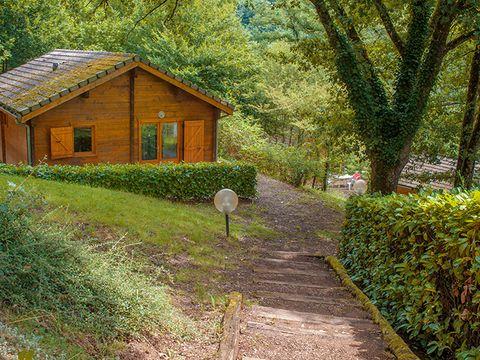 Village de Vacances Les Chalets de la Gazonne - Camping Aveyron - Image N°9