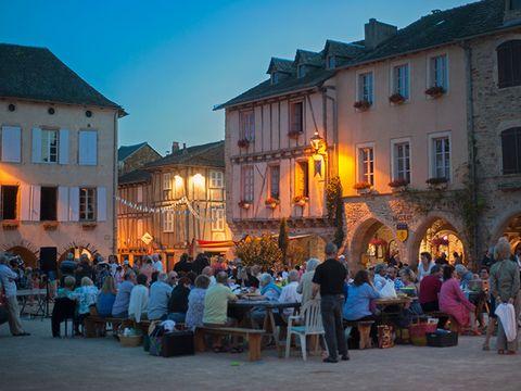 Village de Vacances Les Chalets de la Gazonne - Camping Aveyron - Image N°15