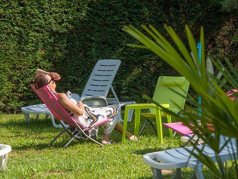 Village de Vacances Les Chalets de la Gazonne - Camping Aveyron - Image N°3