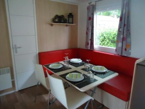 MOBILHOME 4 personnes - SunRoller (2 chambres)