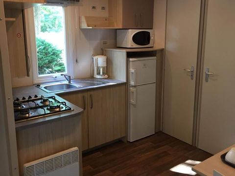 MOBILHOME 6 personnes - Evasion, 2 chambres