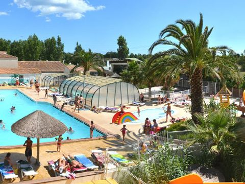 Camping Le Clos Virgile  - Camping Herault