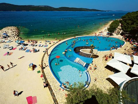 Camping Solaris Beach Resort - Camping Dalmatie du nord - Image N°8
