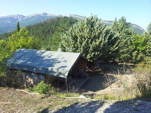 Flower Domaine des 2 Soleils - Camping Hautes-Alpes - Image N°12