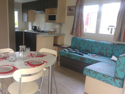 MOBILHOME 5 personnes - HAPPY