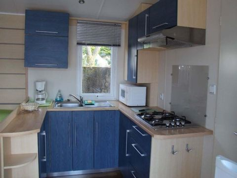 MOBILHOME 6 personnes - TWINNY 3 chambres