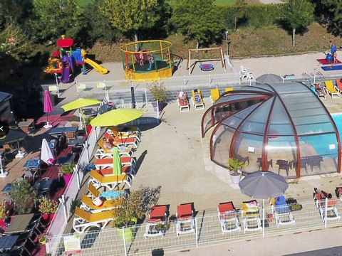 Camping Les Calquières - Camping Aveyron - Image N°3