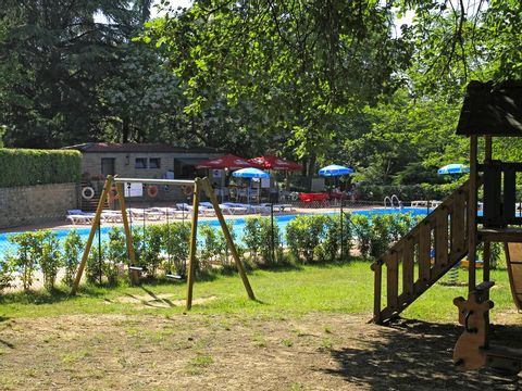 Camping Colleverde - Camping Sienne - Image N°8