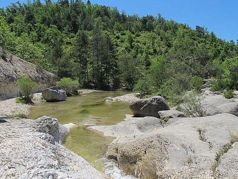 Alpes-de-Haute-Provence  Camping Valsaintes - Camping Alpes-de-Haute-Provence - Afbeelding N°8