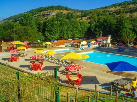 Camping La Draille - Camping Lot - Image N°5