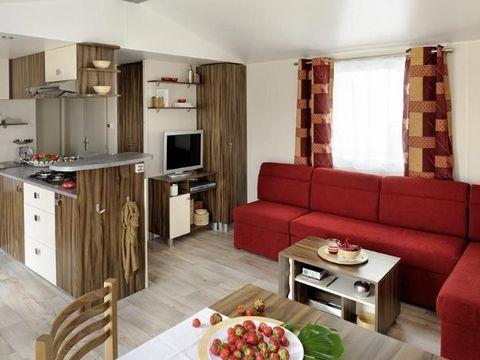 MOBILHOME 8 personnes - Premium - 3 chambres