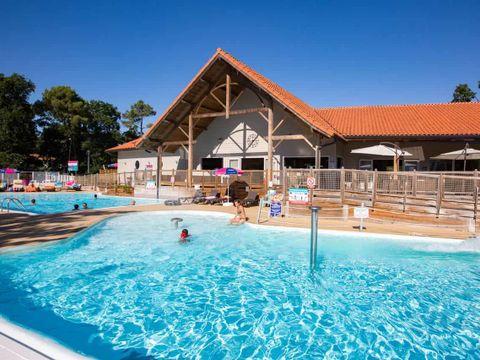 Camping Siblu Domaine de Soulac - Funpass inclus - Camping Gironde