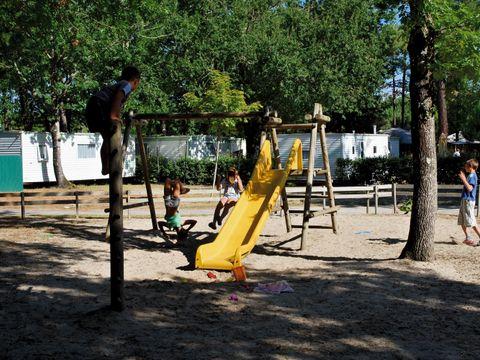 Camping Les Genêts - Camping Gironde - Image N°3