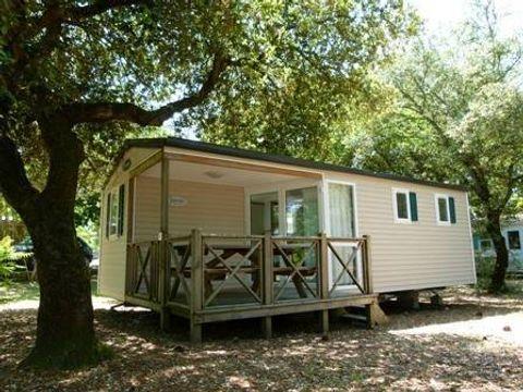 MOBILHOME 6 personnes - CONFORT+ 2 chambres & Terrasse couverte - 32 m²