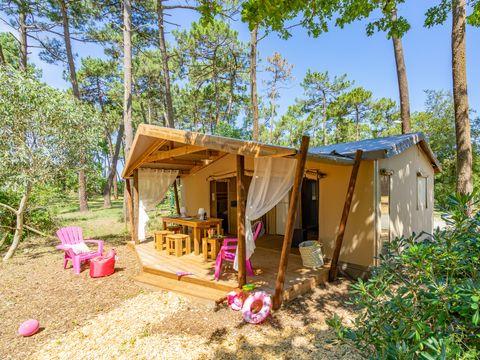 Camping des Pins - Camping Paradis - Camping Gironde - Image N°27