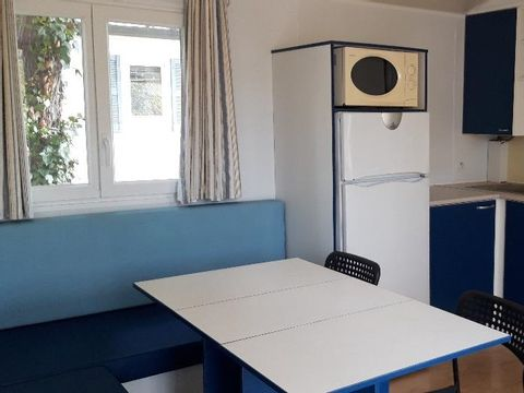 MOBILHOME 6 personnes - Agaric