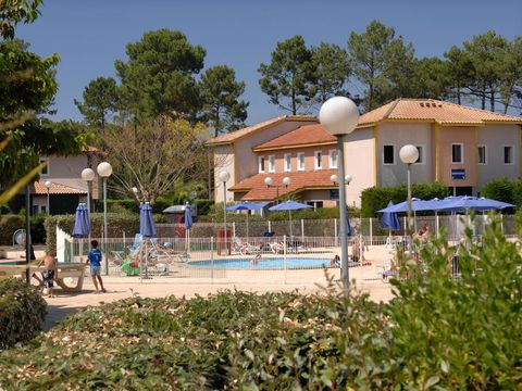 Résidence-Club Les Villas du Lac - Camping Landes - Image N°6
