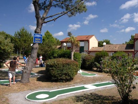 Résidence-Club Les Villas du Lac - Camping Landes - Image N°10