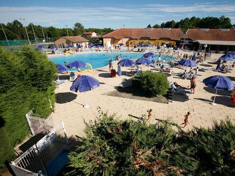 Résidence-Club Les Villas du Lac - Camping Landes - Image N°5