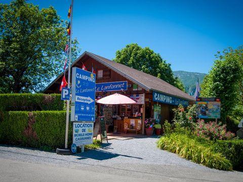 Camping Lanfonnet - Camping Haute-Savoie - Image N°4