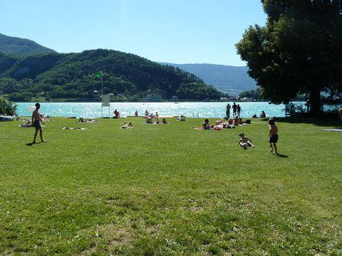 Camping Lanfonnet - Camping Haute-Savoie