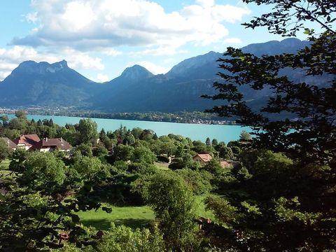 Camping Lanfonnet - Camping Haute-Savoie - Image N°2