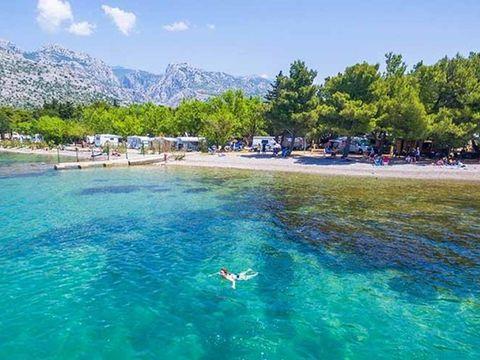 Camping Bluesun Paklenica - Camping Dalmatie du nord - Image N°2
