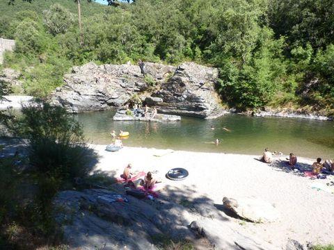 Camping Les Gorges de l'Herault - Camping Gard - Image N°11
