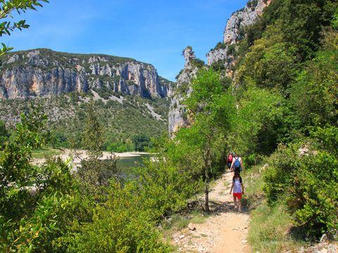 Camping Les Gorges de l'Herault - Camping Gard - Image N°17