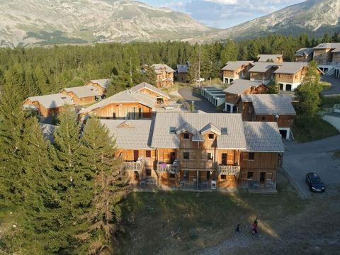 Résidence L'Orée des Pistes - Camping Hautes-Alpes - Image N°6