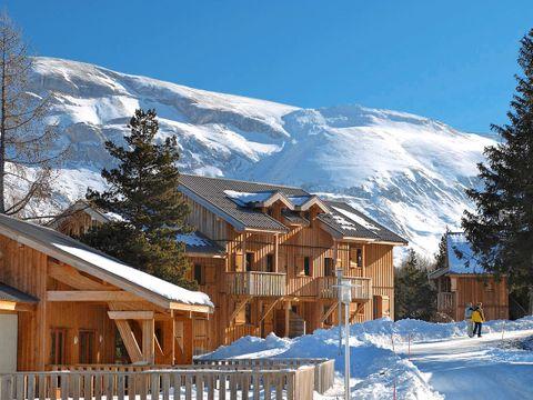 Résidence L'Orée des Pistes - Camping Hautes-Alpes - Image N°5