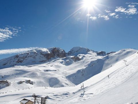 Résidence L'Orée des Pistes - Camping Hautes-Alpes - Image N°12
